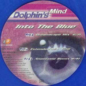 Cover - Dolphin's Mind: Into The Blue