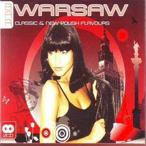 Cover - Paprika Korps: Bar Warsaw - Classic & New Polish Flavours