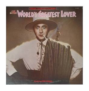 Cover - John Morris: World's Greatest Lover, The