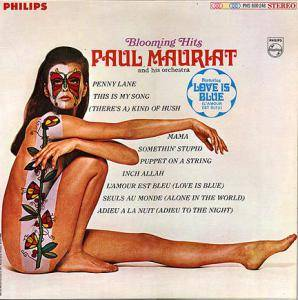 Cover - Paul Mauriat And His Orchestra: Blooming Hits