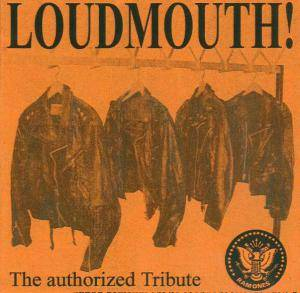 Cover - ZZZ Hacker: Loudmouth! The Official Tribute To The Ramones
