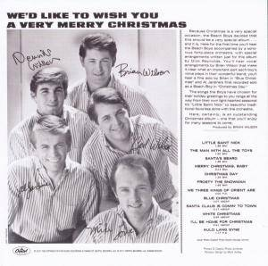 The Beach Boys: The Beach Boys' Christmas Album (CD) - Bild 2