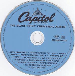 The Beach Boys: The Beach Boys' Christmas Album (CD) - Bild 5