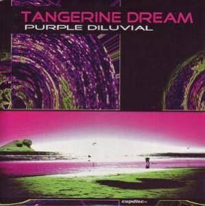 Tangerine Dream: Purple Diluvial - Cover