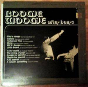 Boogie Woogie After Hours - Cover