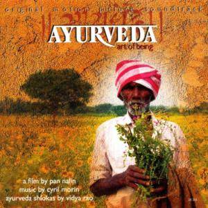 Cover - Cyril Morin: Ayurveda - Art Of Being
