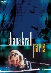 Cover - Diana Krall: Live In Paris