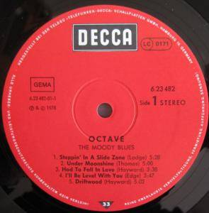 The Moody Blues: Octave (LP) - Bild 6