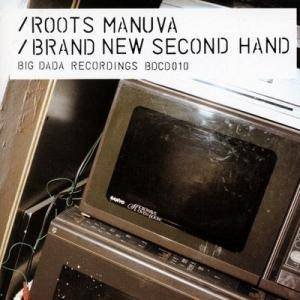 Cover - Roots Manuva: Brand New Second Hand