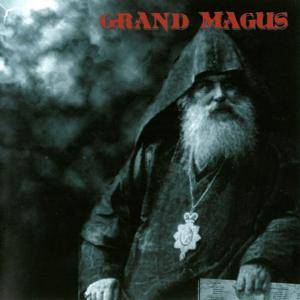 Grand Magus: Grand Magus - Cover