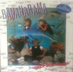 Cover - Bananarama: Deep Sea Skiving