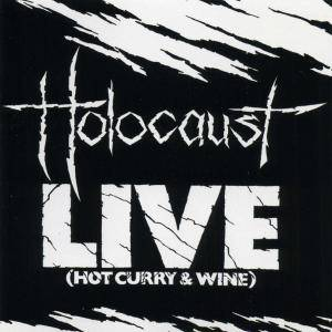Holocaust: Live (Hot Curry & Wine) - Cover