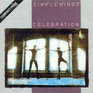 Simple Minds: Celebration - Cover