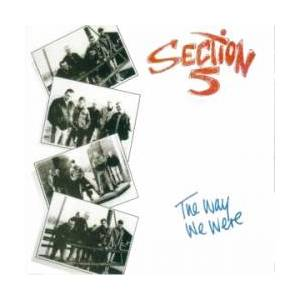 Cover - Section 5: Way We Were, The