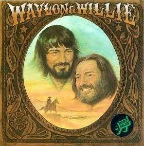 Waylon Jennings & Willie Nelson: Waylon & Willie - Cover