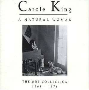 Carole King: Natural Woman: The Ode Collection 1968-1976, A - Cover