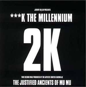 2K: ***k The Millennium - Cover