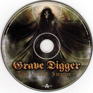Grave Digger: The Last Supper (CD) - Bild 3