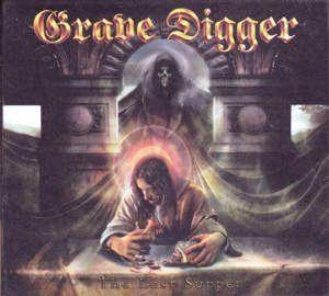 Grave Digger: The Last Supper (CD) - Bild 1