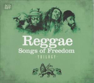 Reggae, Songs Of Freedom (Trilogy) - Cover