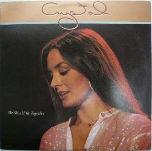 Cover - Crystal Gayle: We Should Be Together