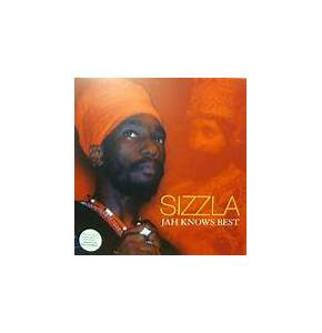 Sizzla: Jah Knows Best - Cover