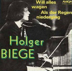 Cover - Holger Biege: Will Alles Wagen