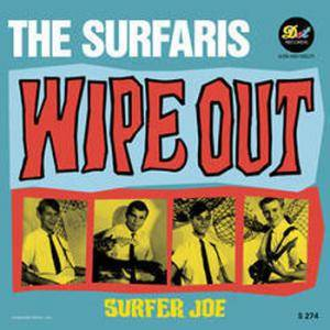 The Surfaris: Wipe Out - Cover