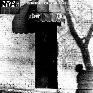 Neil Young: Live At The Cellar Door - Cover