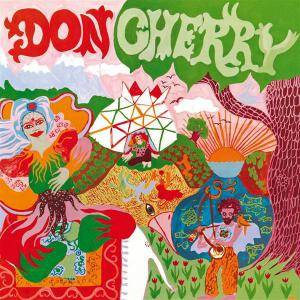 Cover - Don Cherry: Organic Music Society
