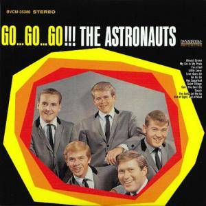 Cover - Astronauts, The: Go...Go...Go...!!!