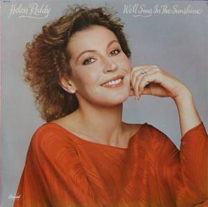Cover - Helen Reddy: We'll Sing In The Sunshine