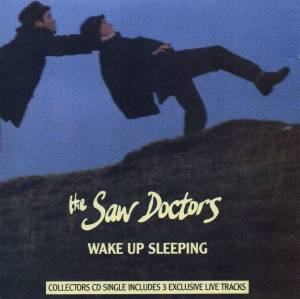 Cover - Saw Doctors, The: Wake Up Sleeping
