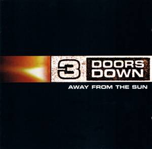 3 Doors Down: Away From The Sun (CD) - Bild 1
