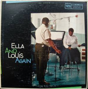 Cover - Ella Fitzgerald & Louis Armstrong: Ella And Louis Again - Volume Two