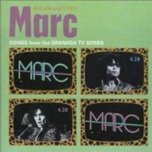 Cover - Marc Bolan & T. Rex: Songs From The Granada TV Series
