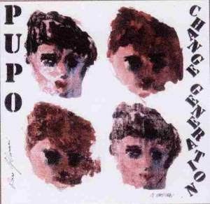 Cover - Pupo: Change Generation