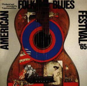 "Cover - Doctor Ross: American Folk Blues Festival '65 ""Studio Session"""