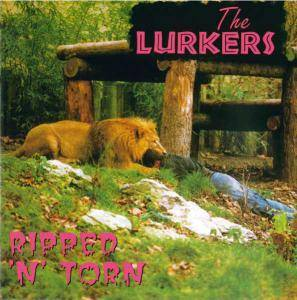Cover - Lurkers, The: Ripped 'n' Torn