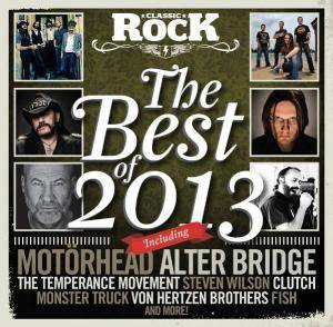Cover - Temperance Movement, The: Classic Rock 192 - The Best Of 2013