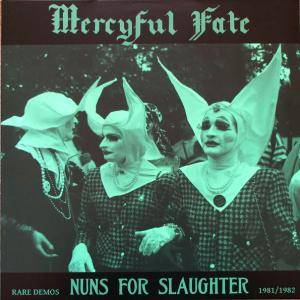 Mercyful Fate: Nuns For Slaughter - Cover