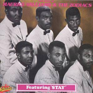 Cover - Maurice Williams & The Zodiacs: Best Of Maurice Williams & The Zodiacs, The