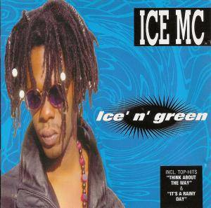 Cover - Ice MC: Ice' N' Green
