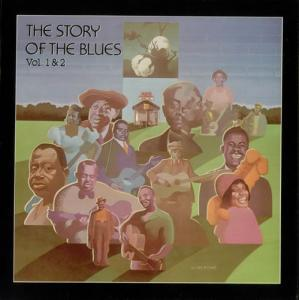 Story Of The Blues Vol. 1&2, The - Cover
