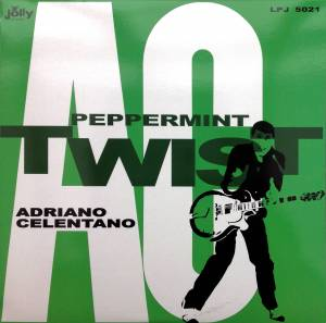 Cover - Adriano Celentano: Peppermint Twist