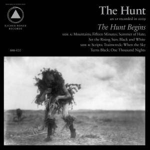 The Hunt: Hunt Begins, The - Cover