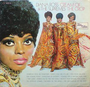 Cover - Diana Ross & The Supremes: Cream Of The Crop