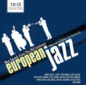 Cover - Inge Brandenburg: European Jazz - New Sounds From The Old Continent