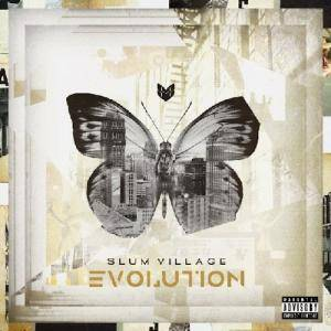 Cover - Slum Village: Evolution