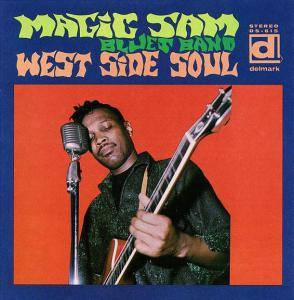 Cover - Magic Sam: West Side Soul